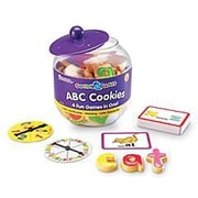 Learning Resources - Goodie Games, biscuits de l'alphabet