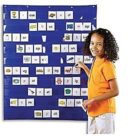 Learning Resources® Standard Pocket Chart