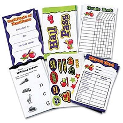 Pretend & Play® Replacement Teacher Supplies, Set of 11
