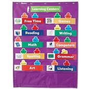 Learning Resources® Classroom Centers Pocket Chart