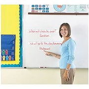 "Learning Resources® Magnetic Sentence Strip, 24""(L) x 3""(W) Long Strips, 8""(L) x 3""(W) Short Strips"