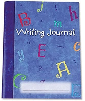 Learning Resources® Journals, Writing Journal, Set of 10