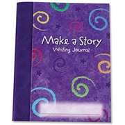 "Learning Resources Writing Journal 9"" x 7"", Blue (ler3469)"