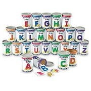 Learning Resources® Alphabet Soup Sorters, Grades Pre Kindergarten+