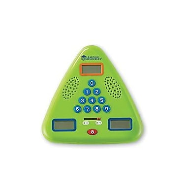 Learning Resources® Minute Math Electronic Flash Card