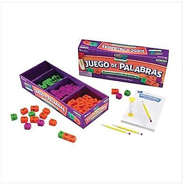 Learning Resources Juego De Palabras Spanish Reading Rods Game (LER7241)