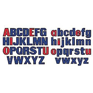 Little Folk Visuals® Flannel Board Set, Upper/Lowercase Letters