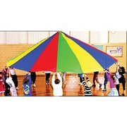 """Martin Sports® Parachute With 16 Handles, 20"""""""