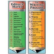 McDonald Publishing® Writing Process and Editors Marks Bookmark