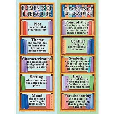 McDonald Publishing Elements of Literature Smart Bookmark, 36/pack (MC-K1163)