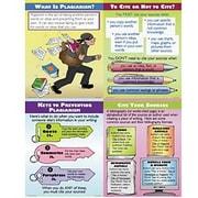 McDonald Publishing® Poster Set, Preventing Plagiarism