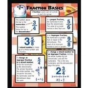 McDonald Publishing® Poster Set, Fraction Basics