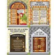 McDonald Publishing® Poster Set, Reading Strategies