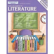 McDonald Publishing Forms and Elements of Literature Reproducible Book, Grades 6th - 9th