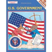 McDonald Publishing® U.S. Government Reproducible Book, Grades 6th - 9th