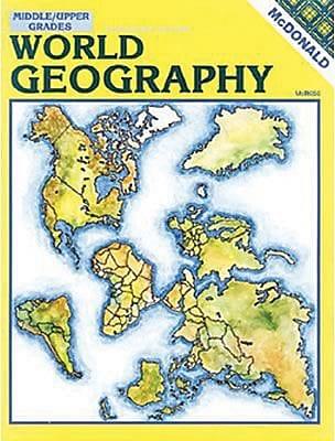 World Geography Reproducible Book