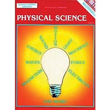 McDonald Publishing® Physical Science Reproducible Book, Grades 6th - 9th