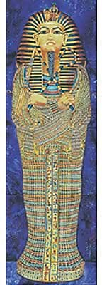 McDonald Publishing® Colossal Poster, Egyptian Mummy Case Concept