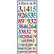 McDonald Publishing® Colossal Poster, A Piece of Pi