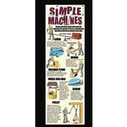 McDonald Publishing® Colossal Poster, Simple Machines