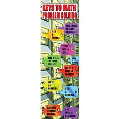 McDonald Publishing® Colossal Poster, Math Problem Solving Strategies