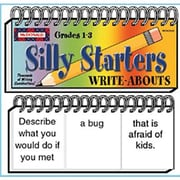 McDonald Publishing® Silly Starters Write-Abouts Booklet, Grades 1st - 3rd
