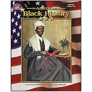 Milliken & Lorenz Educational Press® American Black History Book, Grades 7th - 12th