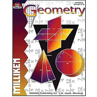 Milliken & Lorenz Educational Press Advanced Geometry Work Book, Grades 7th - 10th