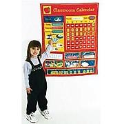 "Get Ready Kids 36""H x 26""W Classroom Calendar Set (MTB800)"
