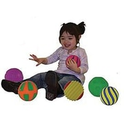 Get Ready Kid's® Tactile Squeak Ball, Assorted