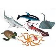 Get Ready Kids – Ensemble de jeu avec animaux de l'océan, 12/paquet (MTB872)