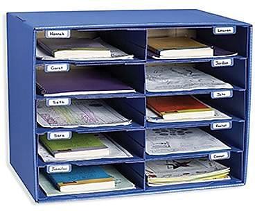 Classroom Storage & Lockers