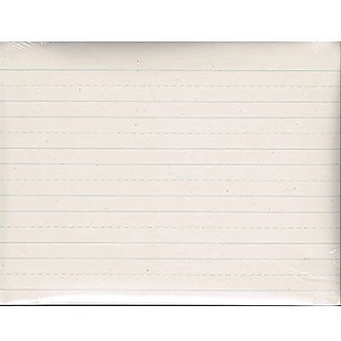 Pacon® Skip-A-Line Ruled Newsprint Paper, 500 Sheets