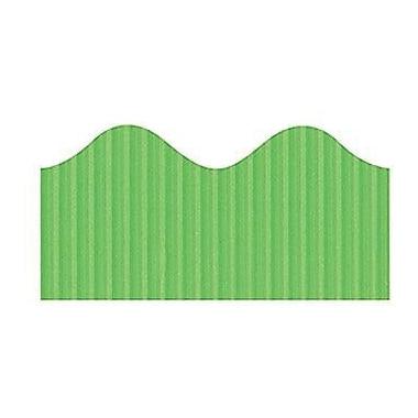 Pacon® Bordette® Pre-school - 12th Grades Scalloped Decorative Border, Nile Green