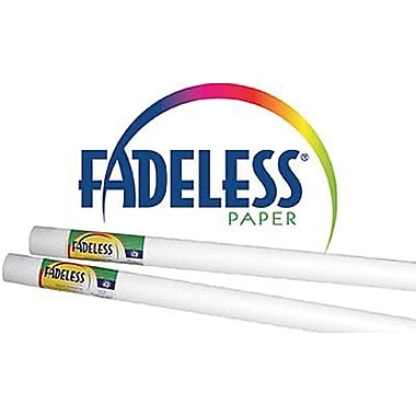 Pacon® Fadeless® Paper Roll, White, 48