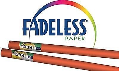 Pacon® Fadeless® Paper Roll, Orange, 24