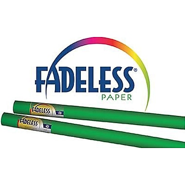Pacon® Fadeless® Apple Green Paper Rolls
