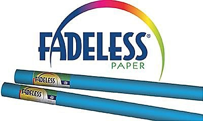 Pacon® Fadeless® Paper Roll, Brite Blue, 24