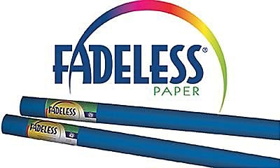 Pacon® Fadeless® Paper Roll, Rich Blue, 48