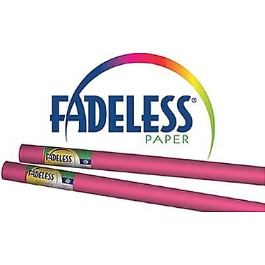 Pacon® Fadeless® Paper Roll, Magenta, 24