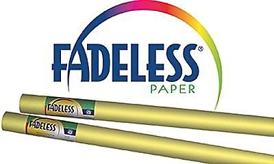Pacon® Fadeless® Paper Roll, Sunshine Yellow, 48