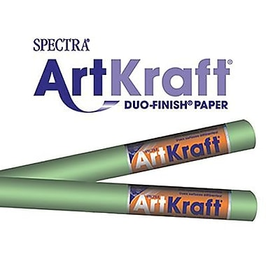 Pacon® Spectra® Art Kraft® Paper Roll, Lite Green, 48