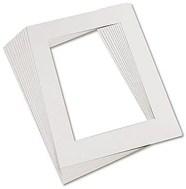 Pacon® Pre-Cut Mat Frame, White