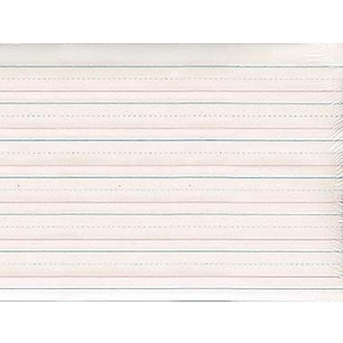 Pacon® Zaner-Bloser™ Broken Midline Newsprint Paper, Grades Kindergarten, 3/4