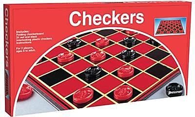 Pressman® Toy Board Game, Checkers