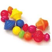 Roylco – Perles brillantes, 100/paquet (R-2170)