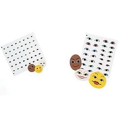 Roylco Eyeball Stickers, Large, 600/Pack (R-3338)