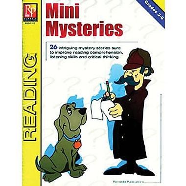 Remedia® Mini Mysteries, Grades 3rd - 6th