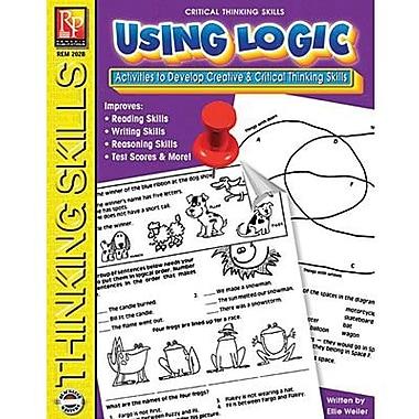 Remedia® Critical Thinking Skills Book, Using Logic