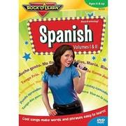 Rock 'N Learn® Educational DVD, Spanish Vol. I and Vol. II (RL-920)